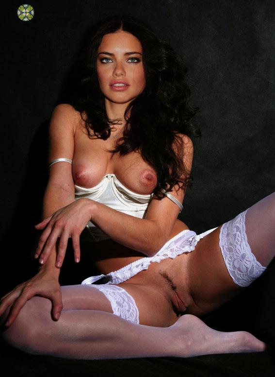 nackt Lima Adriana Adriana Lima