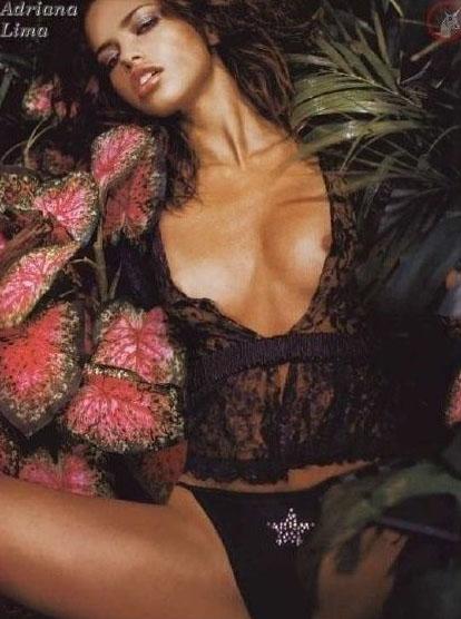 Adriana Lima Nago. Zdjęcie - 18
