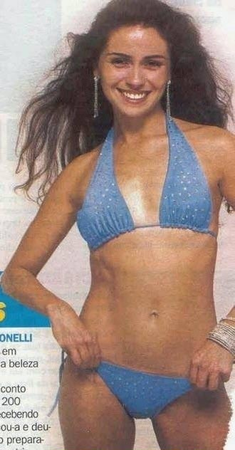 Giovanna Antonelli  nackt