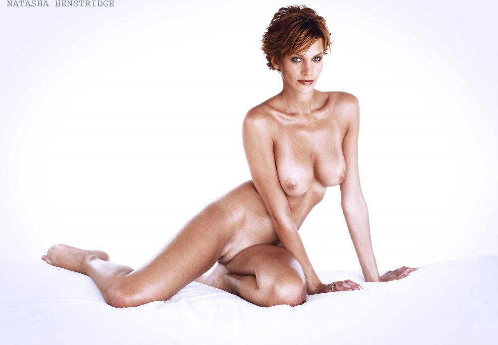 Natasha Henstridge Nude. Photo - 70