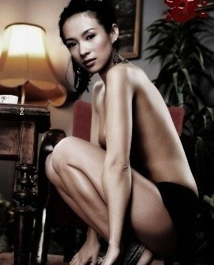 Zhang Ziyi Nackt. Foto - 2