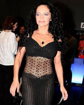 Nackt Lucie Bílá  Paulina Singer