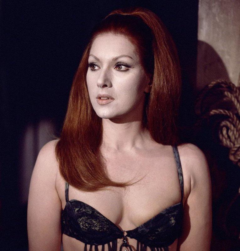 Helga Liné aceptó posar desnuda