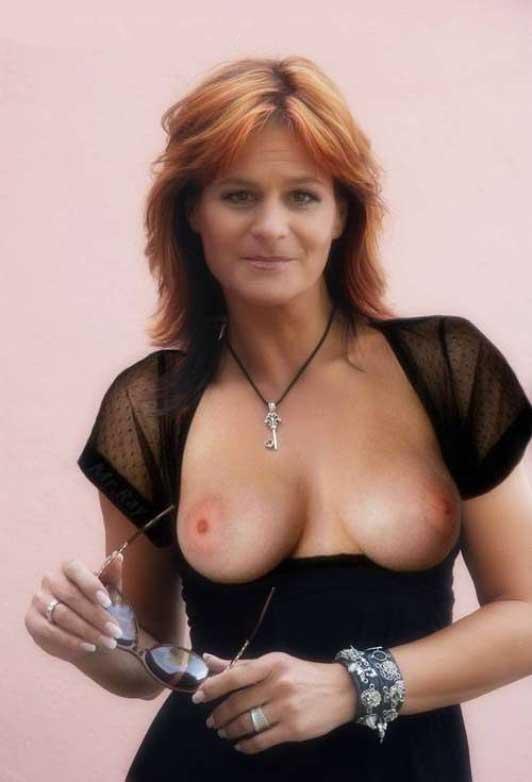 Berg andrea nackt von bilder Andrea Berg: