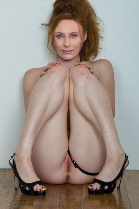 Andrea Sawatzki Nackt. Foto - 4