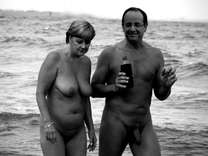 Angela Merkel Nude. Photo - 100