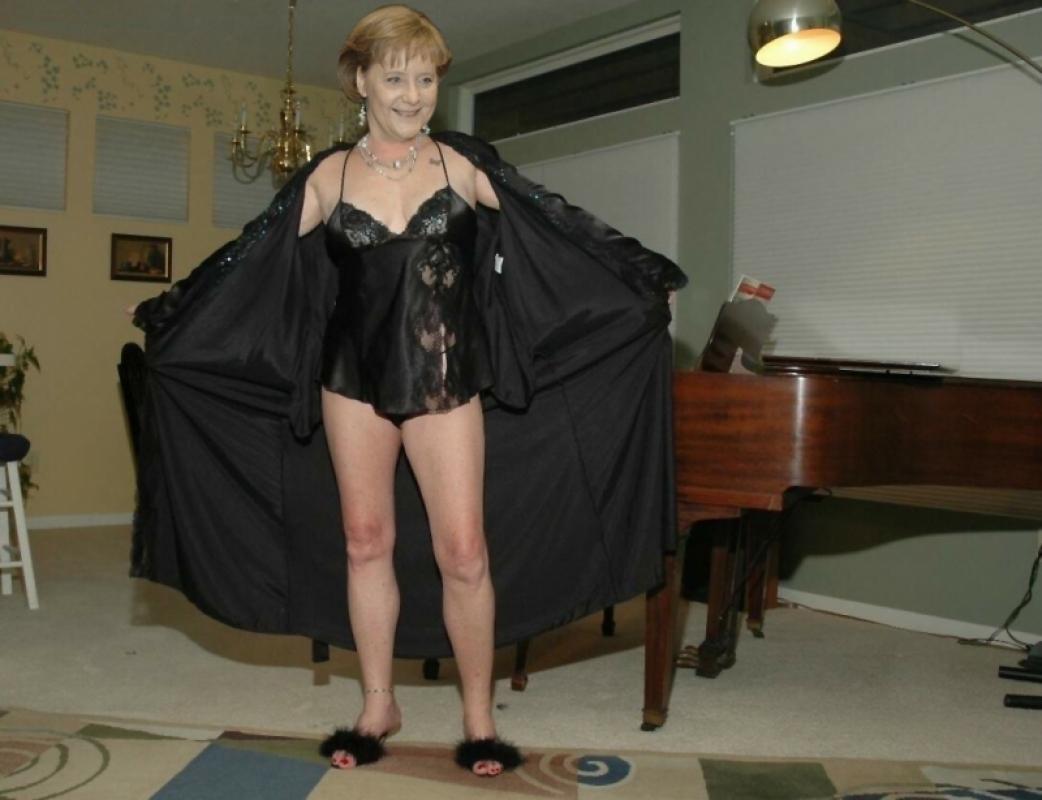 Angela Merkel Nago. Zdjęcie - 101