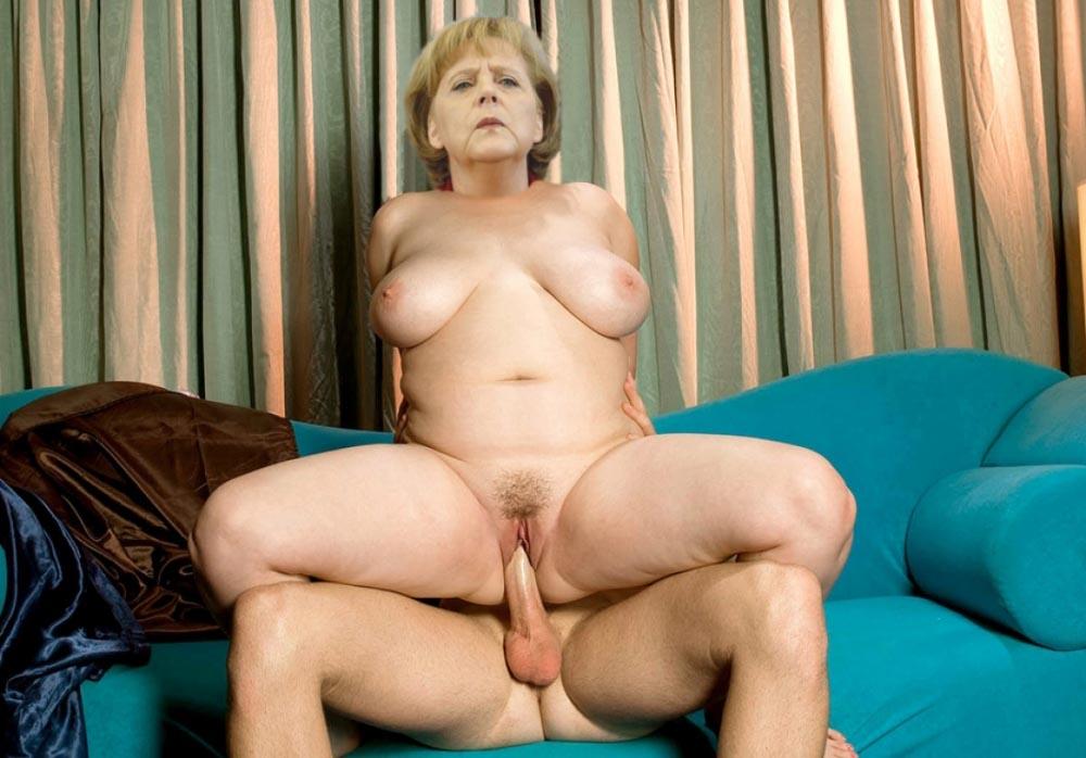 Angela Merkel Nago. Zdjęcie - 103
