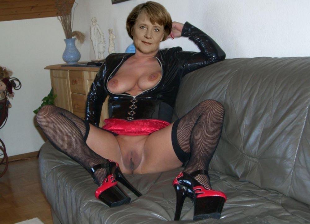 Angela Merkel Nago. Zdjęcie - 104