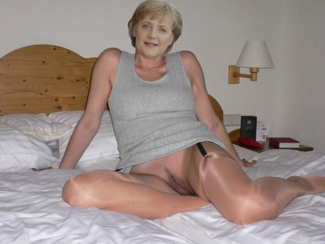 Angela Merkel Nago. Zdjęcie - 106