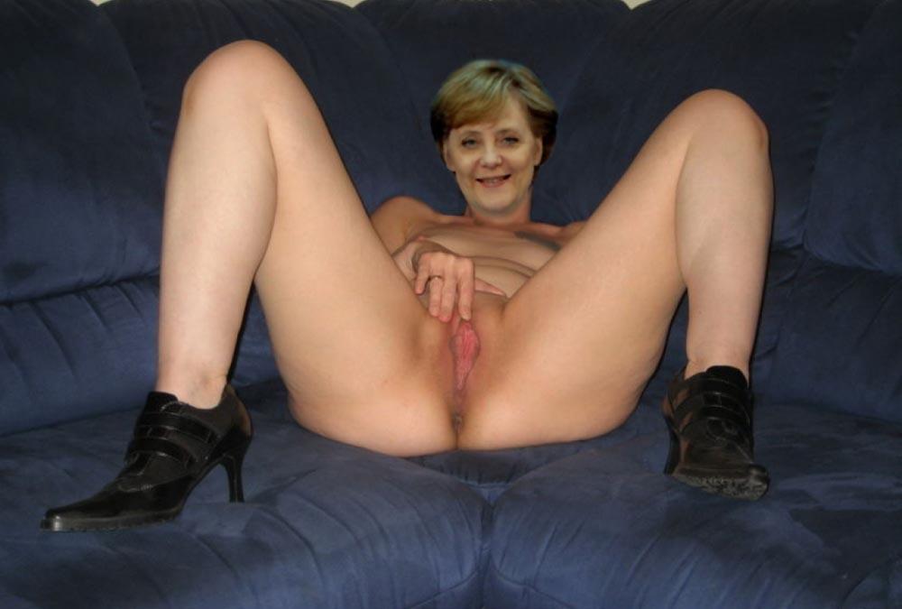 Angela Merkel Nago. Zdjęcie - 107