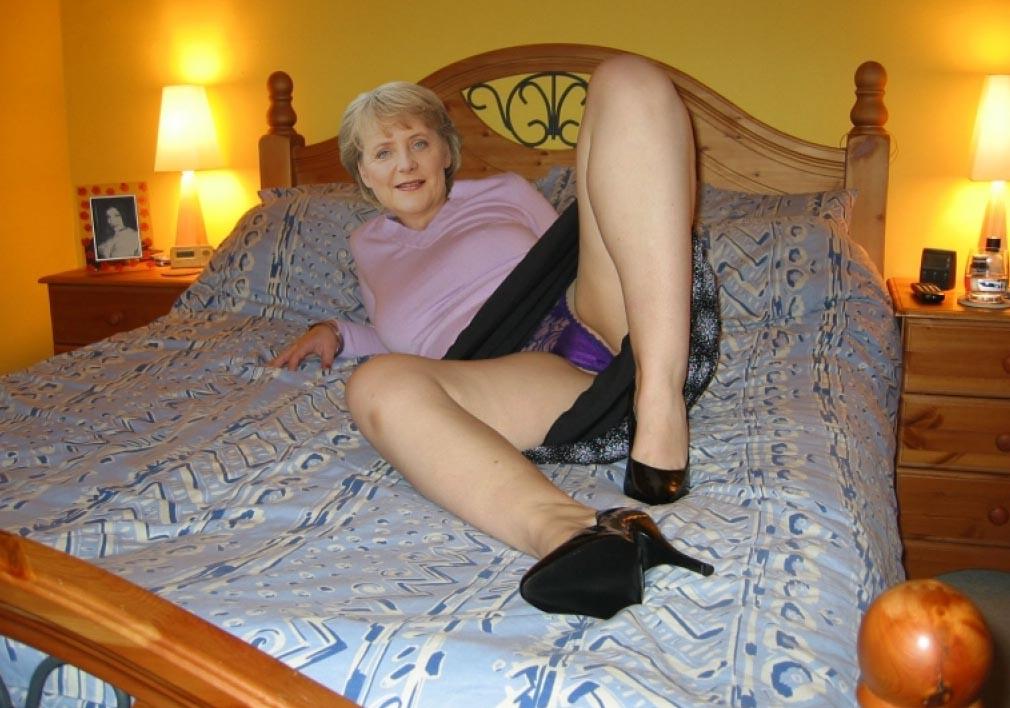 Angela Merkel Nago. Zdjęcie - 109