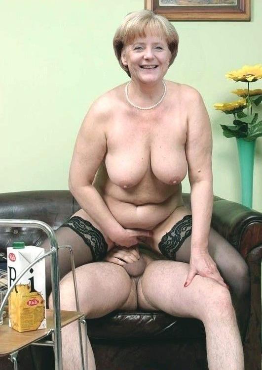 Angela Merkel Nude. Photo - 14
