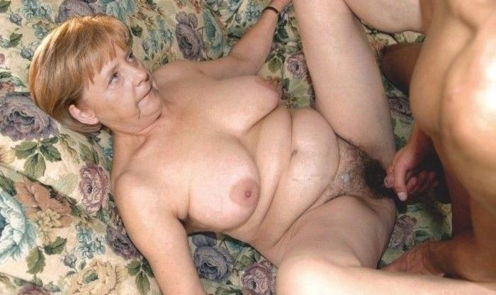 Angela Merkel Nude. Photo - 15
