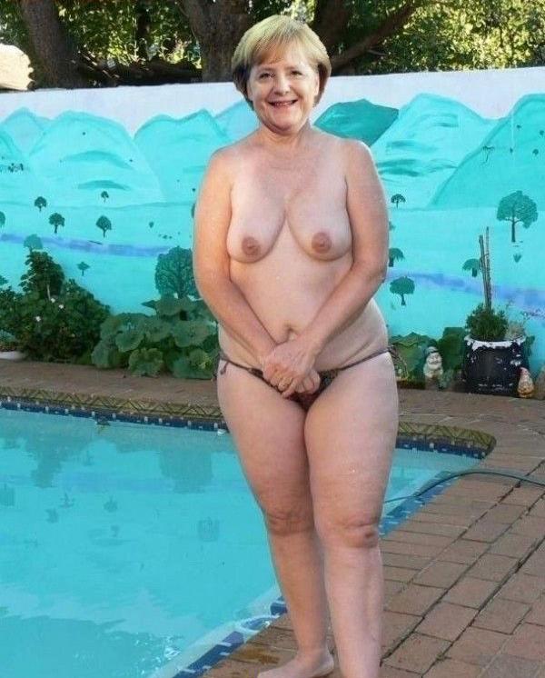 Angela Merkel Nude. Photo - 20