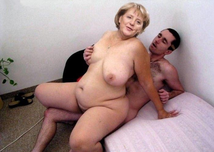 Angela Merkel Nago. Zdjęcie - 21