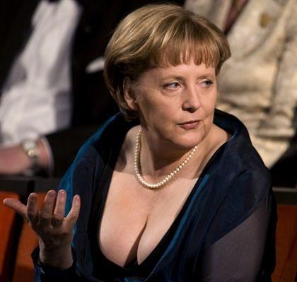 Angela Merkel Nude. Photo - 25