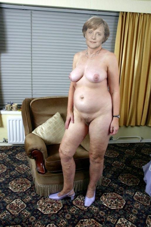 Angela Merkel Nude. Photo - 32