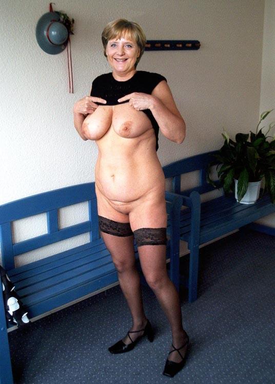 Angela Merkel Nude. Photo - 34