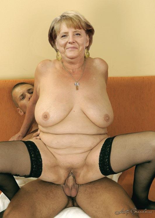 Angela Merkel Nago. Zdjęcie - 35