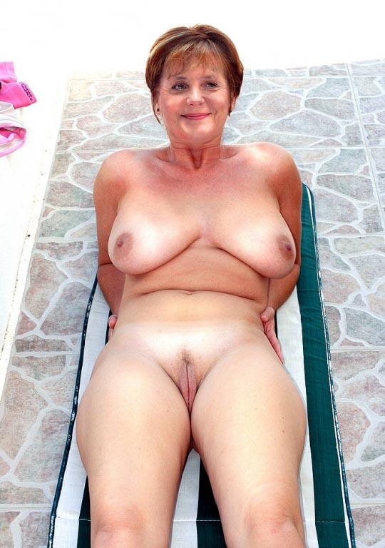 Angela Merkel Nago. Zdjęcie - 41