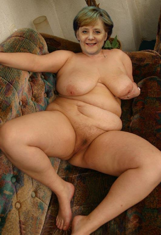 Angela Merkel Nude. Photo - 47