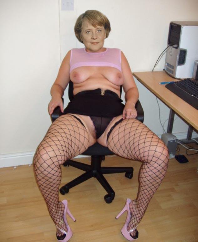 Angela Merkel Nude. Photo - 51