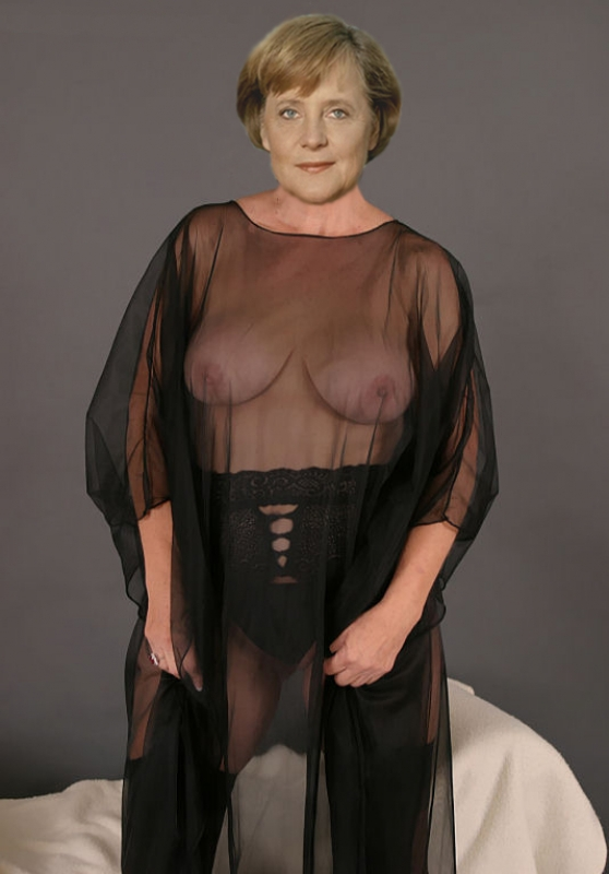 Angela Merkel Nude. Photo - 54