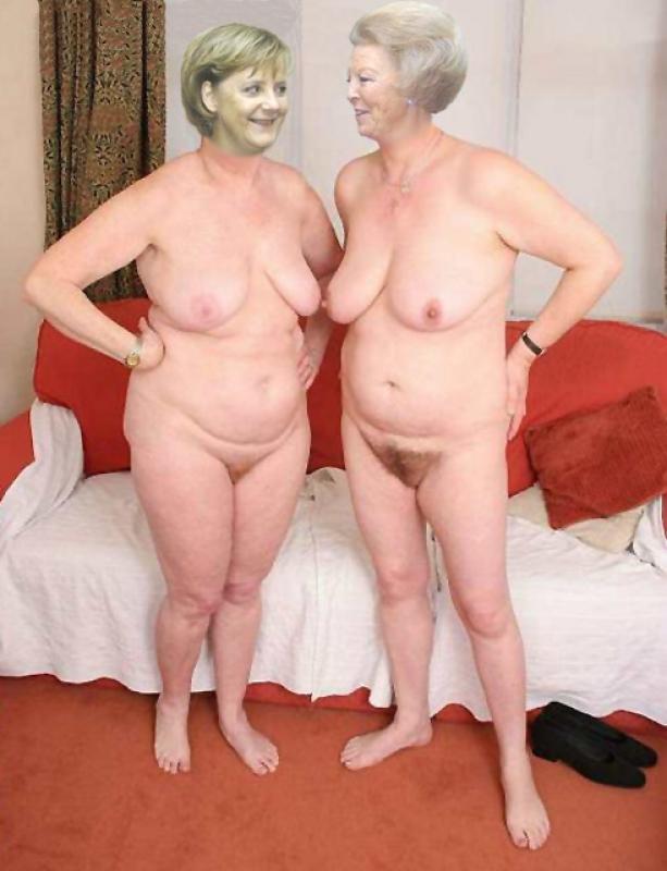 Angela Merkel Nude. Photo - 56