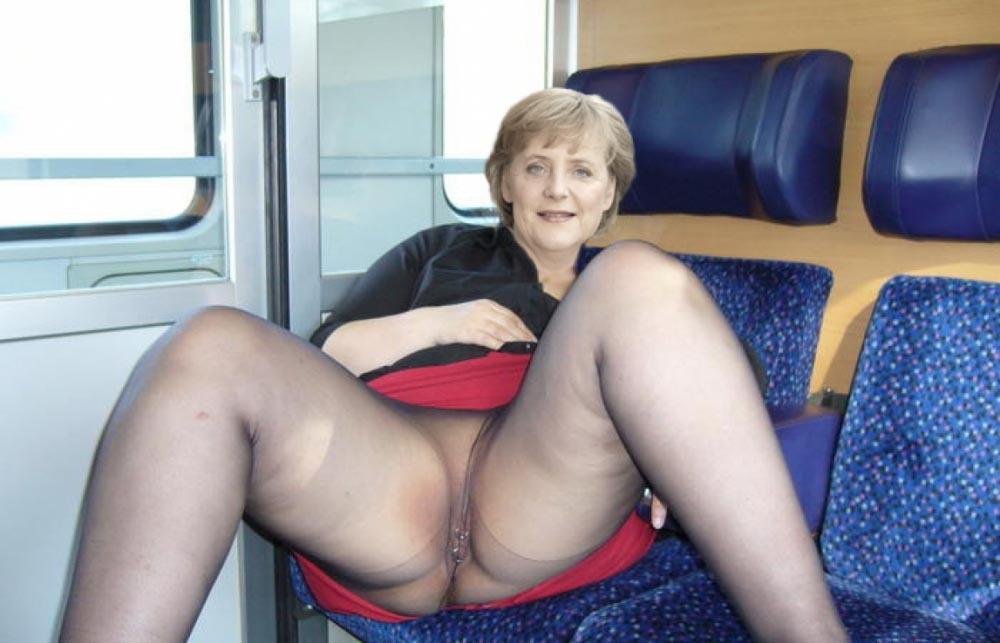 Angela Merkel Nude. Photo - 59