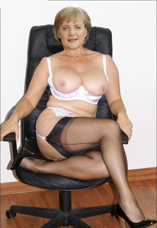 Angela Merkel Nude. Photo - 60