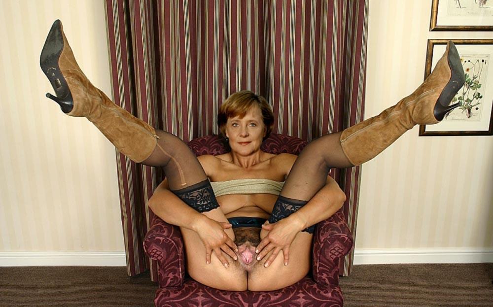 Angela Merkel Nude. Photo - 62
