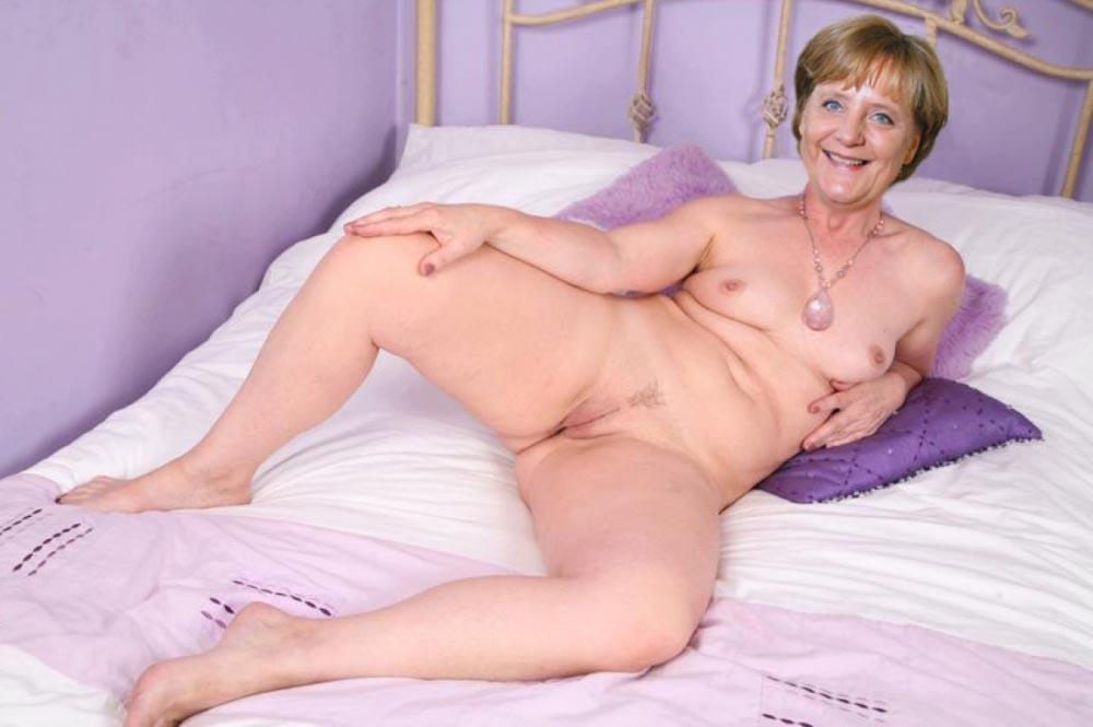 Angela Merkel Nude. Photo - 64