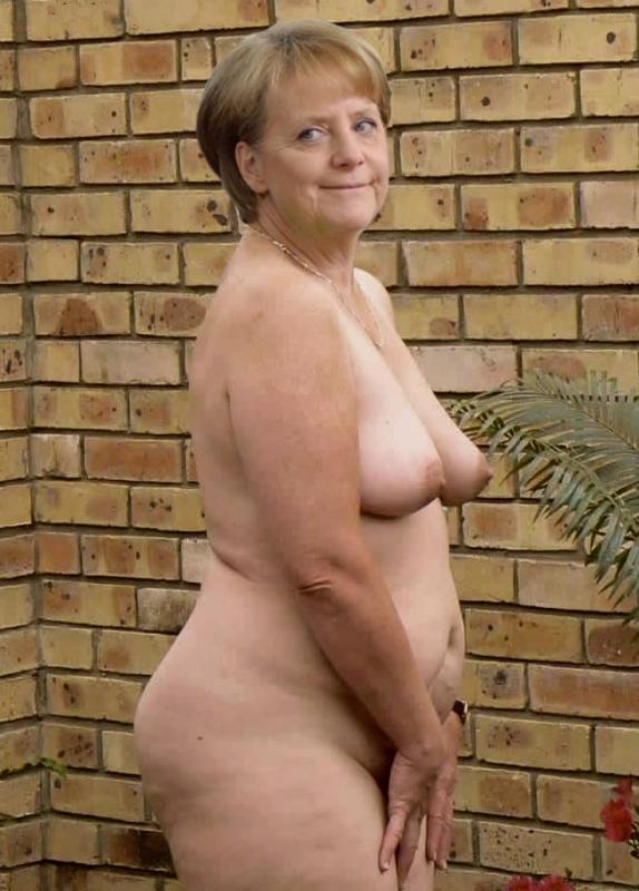 Angela Merkel Nude. Photo - 68