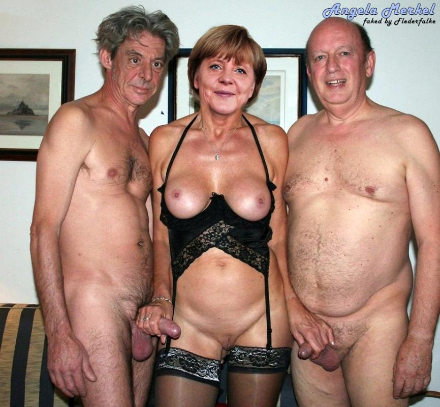 Angela Merkel Nude. Photo - 72