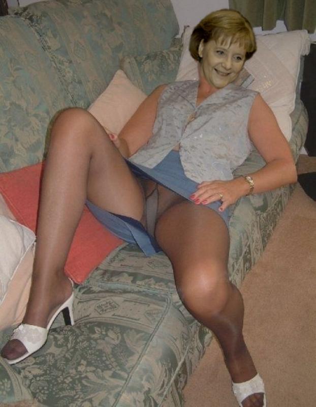 Angela Merkel Nude. Photo - 74