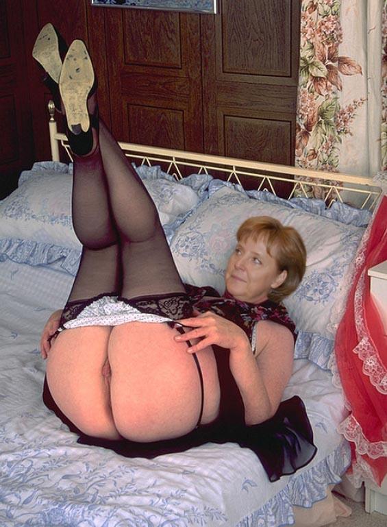 Angela Merkel Nude. Photo - 78