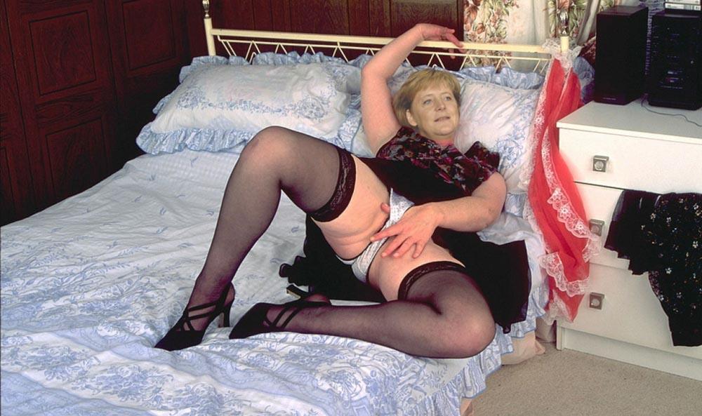 Angela Merkel Nude. Photo - 79