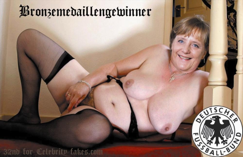 Angela Merkel Nude. Photo - 81