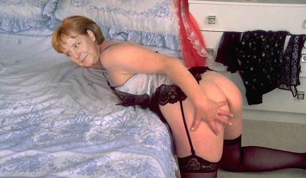 Angela Merkel Nude. Photo - 89