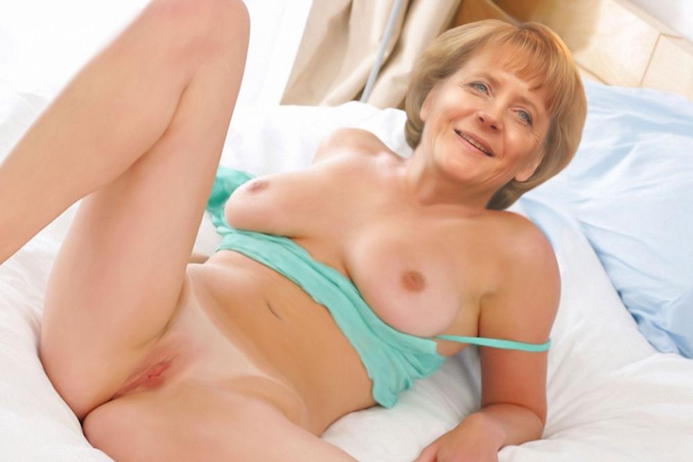 Angela Merkel Nude. Photo - 92