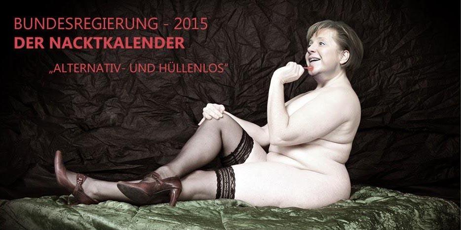 Angela Merkel Nude. Photo - 99