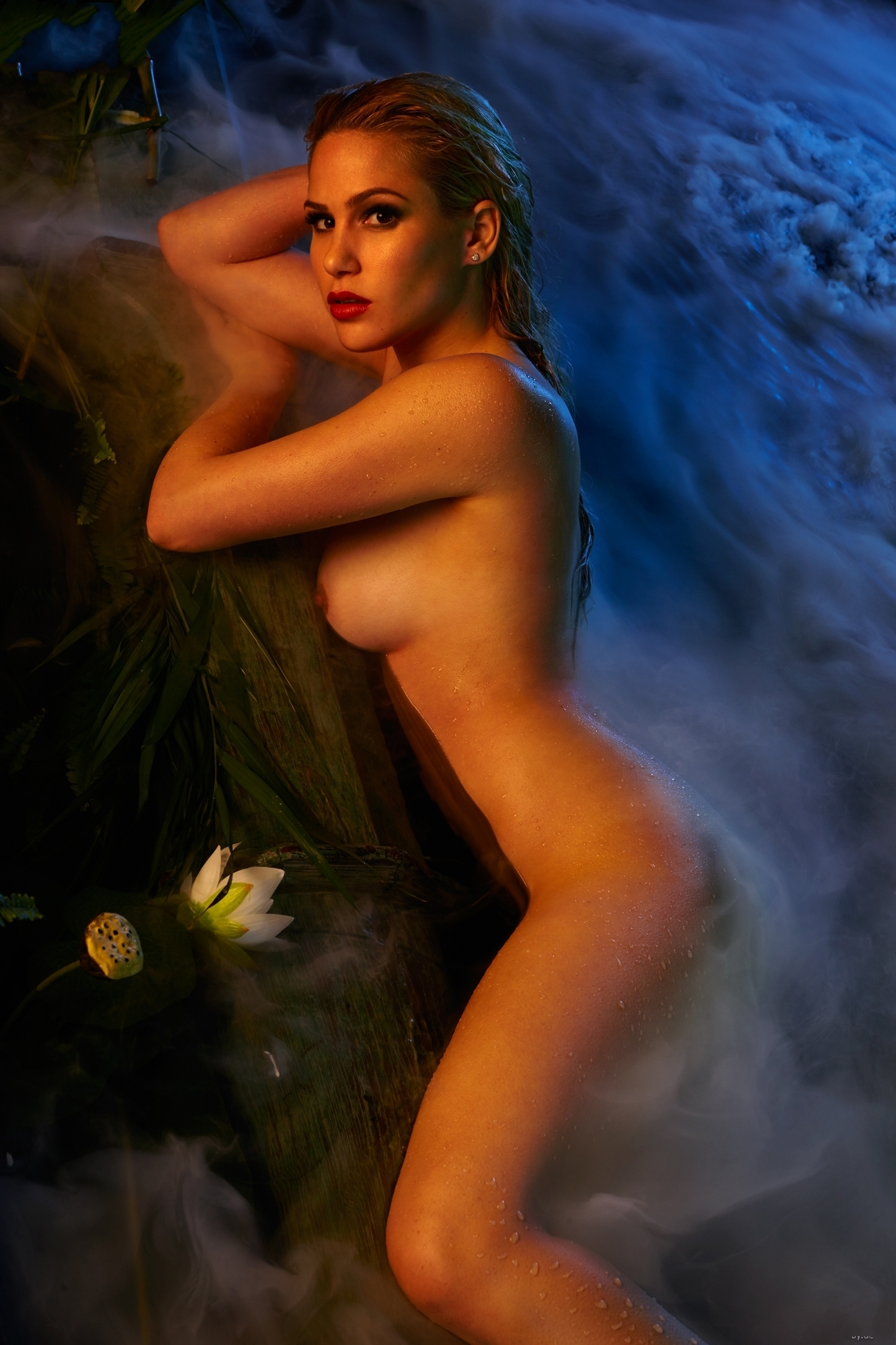 Heger nackt angelika Angelina heger