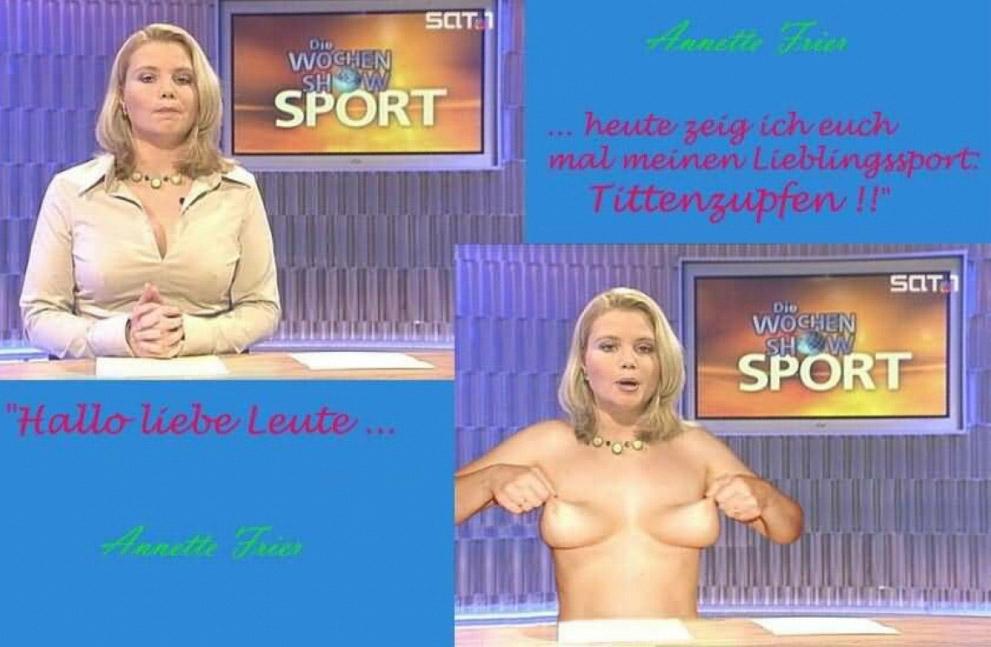 Annette Frier Nackt. Foto - 27