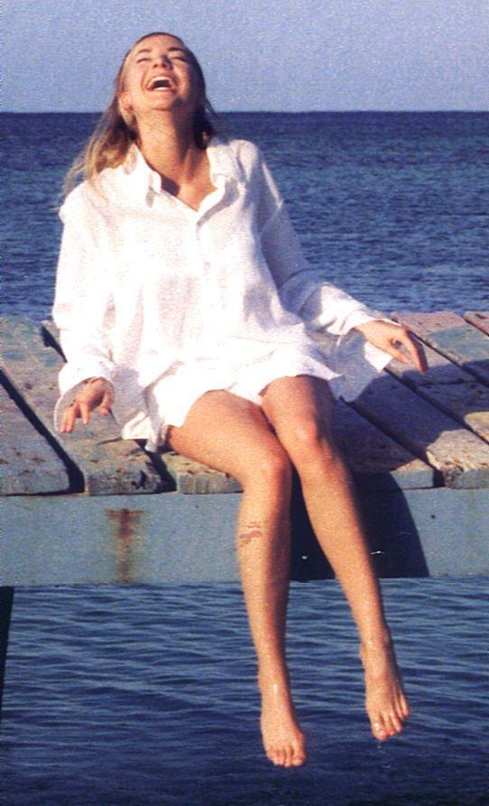 Annika Murjahn Nackt. Foto - 1