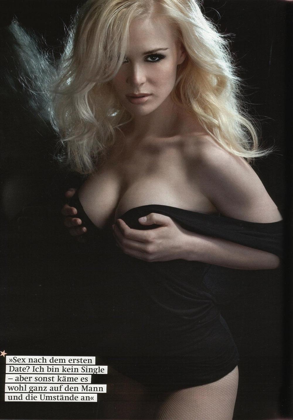 Ariane Sommer Nackt. Foto - 2