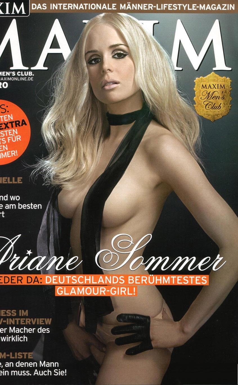Ariane Sommer Nackt. Foto - 3
