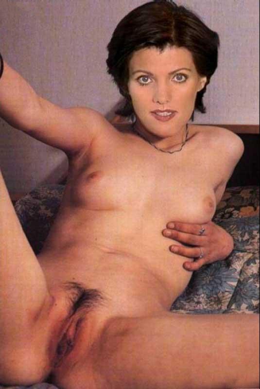 Birgit Schrowange Nackt. Foto - 23