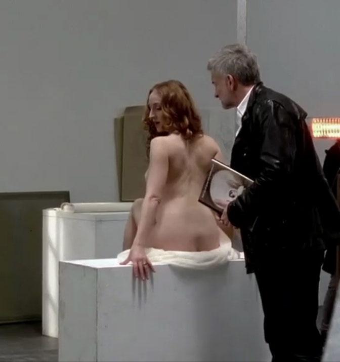 Brigitte Hobmeier Nackt. Foto - 23