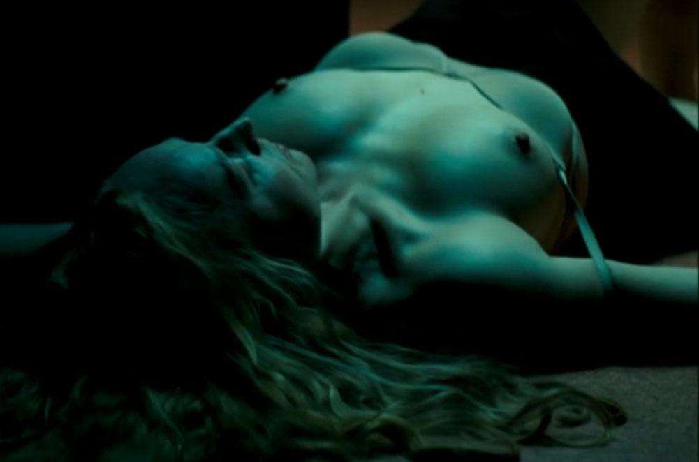 Brigitte Hobmeier Nackt